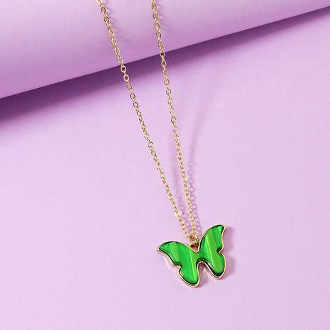 populares nuevos pendientes de collar de mariposa lindo conjunto al por mayor NHGU251693's discount tags
