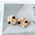 NHOM1056079-Black-and-white-pearl-925-silver-needl