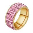 NHHF1057508-Three-rows-of-clay-pink-diamond-Number