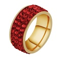 NHHF1057520-Three-rows-of-clay-red-diamond-Number-