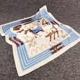 NHCM1068256-Little-square-scarf-horse-white-Soft-f