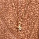 wholesale fashion new smart angel niche  micro diamond copper pendant necklace for women NHPY255997