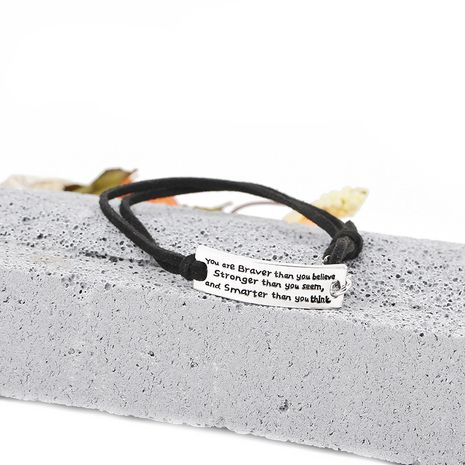 nueva pulsera cuadrada simple al por mayor NHMO256236's discount tags