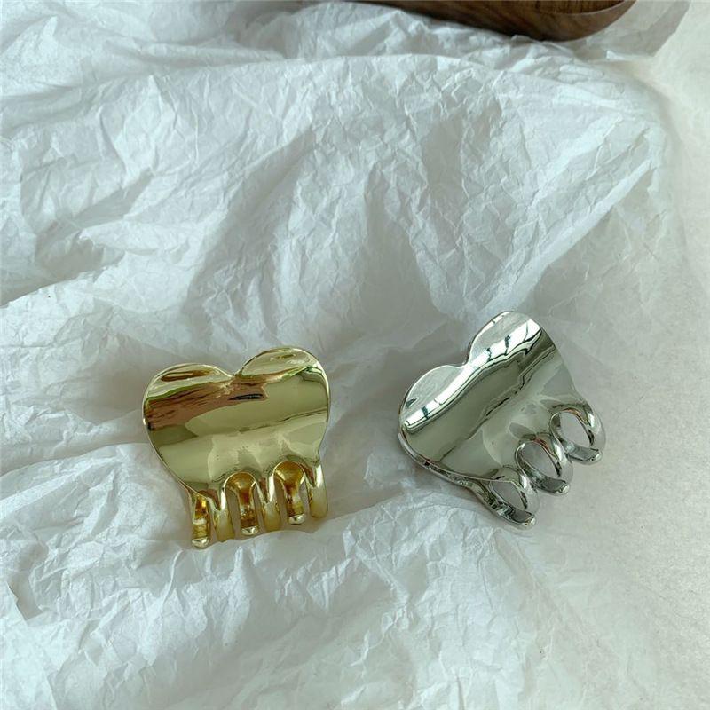 Koreas new metal hairpin hair grabbing clip hair diamond small clip  wholesale NHYQ256327