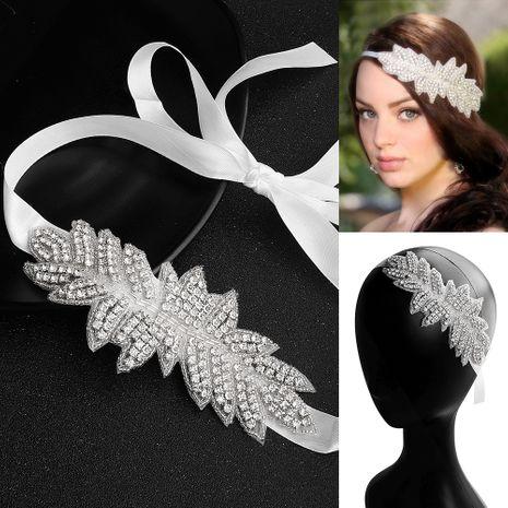 Sombreros de apliques de cristal cosidos a mano de tela de moda NHHS256426's discount tags