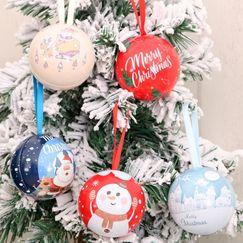 Christmas Balls Candy Jars Christmas Gifts Christmas Tree Pendant Gifts NHMV256597