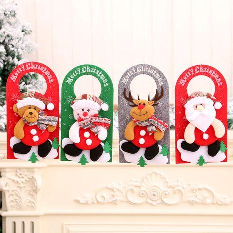 Nouveaux ornements de Noël décoration de pendentif de Noël de dessin animé non tissé NHMV256598's discount tags