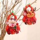 New Christmas small doll Christmas ornament wholesale NHMV256604