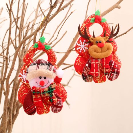 New Christmas small doll Christmas ornament wholesale NHMV256604's discount tags