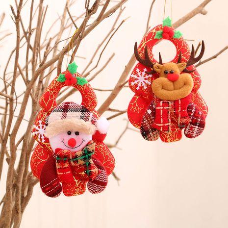 Nouvel ornement de Noël petite poupée de Noël en gros NHMV256604's discount tags