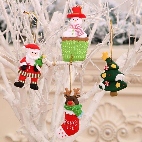 Pendentifs arbre de Noël Pendentifs Père Noël aimants pour réfrigérateur NHMV256622's discount tags