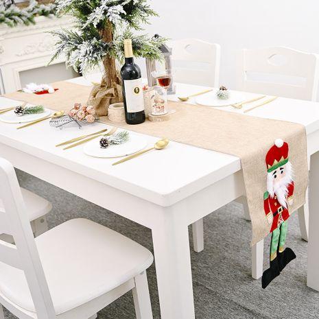 Creative Home Dress Up Nappe Tapis de Table Noyer Soldat Set de Table NHHB256658's discount tags
