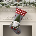 NHHB1115766-Grey-forest-old-man-lamb-wool-Christmas-stocking