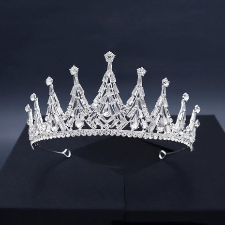 fashion crown bride wedding dress accessories wholesale NHHS256909's discount tags