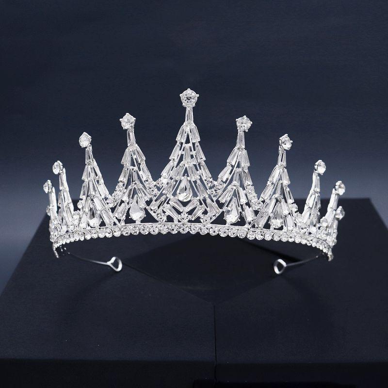 fashion crown bride wedding dress accessories wholesale NHHS256909