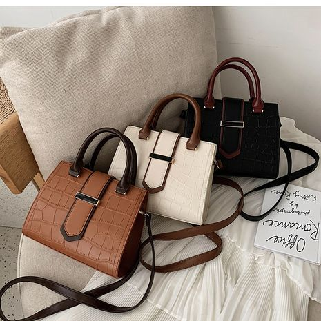nouveau sac carré portable de messager à une épaule de mode en gros NHLH257013's discount tags