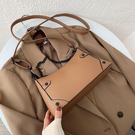 nouveau sac à bandoulière portable tout-assorti NHJZ257063's discount tags