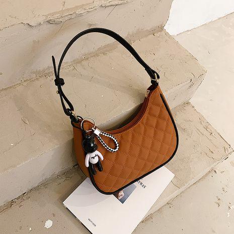 tendance de la mode nouveau fil à broder losange sac à bandoulière unique de haute qualité NHJZ257068's discount tags