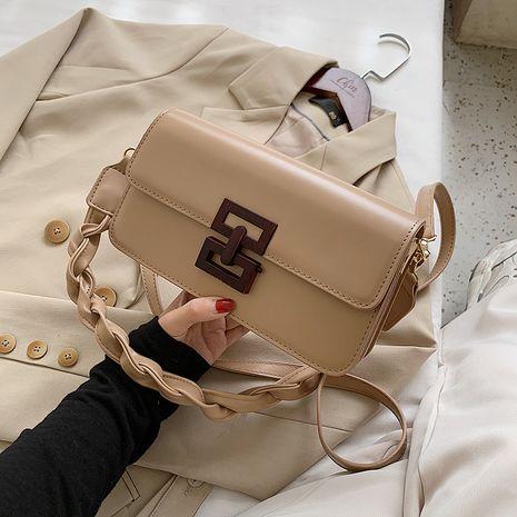sac à bandoulière rétro rectangulaire new trend NHJZ257072's discount tags