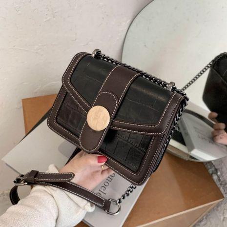 nouveau sac à bandoulière rétro petit sac carré à la mode NHJZ257078's discount tags