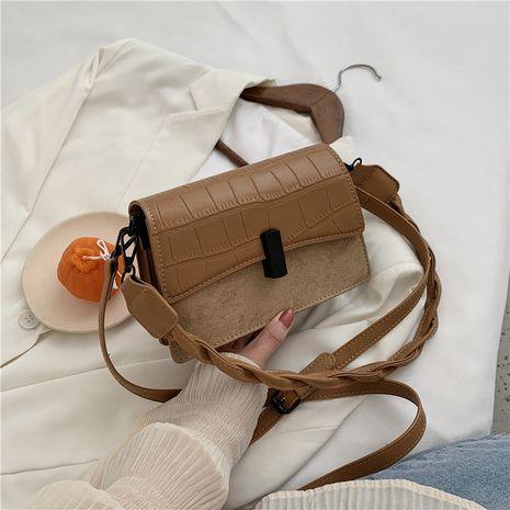 nouveau sac carré coréen à la mode sac à bandoulière sauvage à une épaule NHJZ257082's discount tags