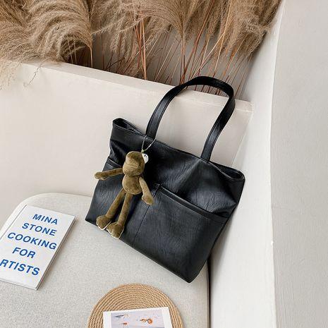 nouveau sac fourre-tout portable décontracté à une épaule de grande capacité sauvage à la mode NHJZ257086's discount tags