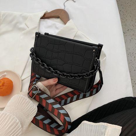 Petit sac carré portable à motif de pierre de l'Ouest NHJZ257098's discount tags