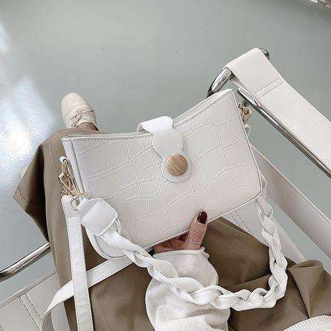 nouvelle mode populaire mode tendance sac à main polyvalent haut de gamme à une épaule NHJZ257106's discount tags