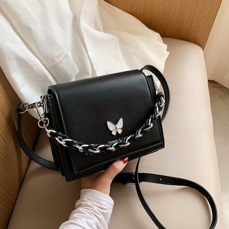mode tout-match petit sac carré nouveau petit sac à chaîne tendance portable diagonale à une épaule NHJZ257109's discount tags