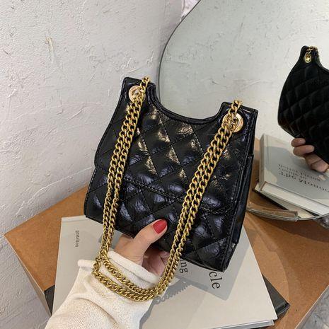 nouveau sac à chaîne à losanges de mode coréenne à la mode NHJZ257114's discount tags