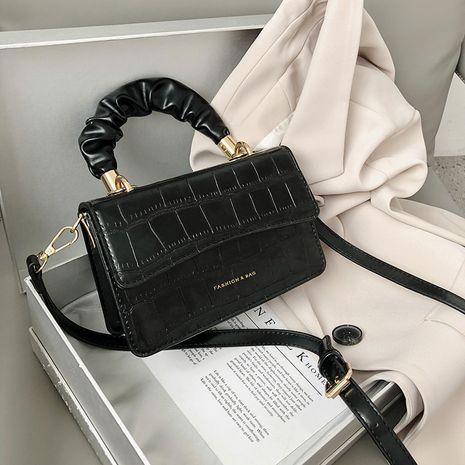 nouveau petit sac carré portable à une épaule décontracté à la mode sauvage NHJZ257121's discount tags