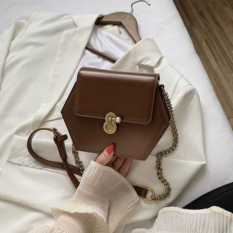 Texture française nouveau sac à bandoulière de style étranger sauvage à la mode sac à bandoulière haut de gamme NHJZ257127's discount tags