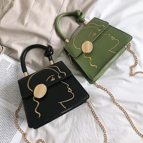 Nouveau sac à bandoulière coréen en gros NHLH257272's discount tags