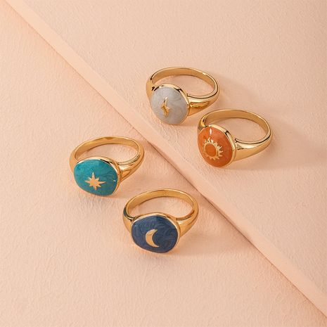 Hot selling fashion personality women's rings wholesale  NHAI257329's discount tags