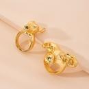 Hot selling fashion retro metal ring personality rings wholesale NHAI257350