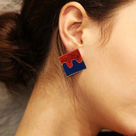 mode simple boucles d'oreilles style cool en gros NHAI257357's discount tags