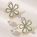 fashion simple cool style stud earrings wholesale NHAI257357