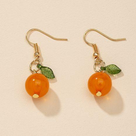 Pendientes populares vendedores calientes de la fruta de la moda al por mayor NHGU257388's discount tags