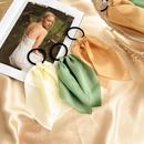 Creative Retro Romantic Classic Pure Color hair scrunchies NHPJ257419