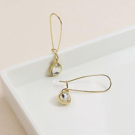 Pendientes de diamantes geométricos de moda vendedora caliente al por mayor NHGU257668's discount tags