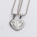 hotselling fashion new Letter Best Friends Pendant Necklace Wholesale NHMO258030
