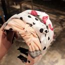 girl hair headband Korean knotted nonslip headband  wholesale NHNA258263