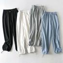 Hot selling fashion autumn drawstring pants wholesale NHAM258579