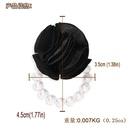 Hot selling fashion simulation flower earrings wholesale NHJQ259043