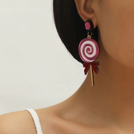 Fashion sweet and cute girl heart bow earrings wholesale NHKQ259123's discount tags