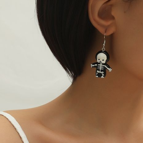 Hot-selling  Halloween creative earrings wholesale NHKQ259133's discount tags