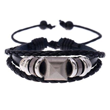 new Korean simple  fashion trend beaded woven  bracelet NHPK259299's discount tags