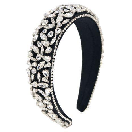 Vente chaude mode créatif strass cristal diamant personnalité bandeau en gros NHCO259335's discount tags