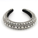 Hot selling fashion full of rhinestones headband  NHCO259346