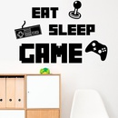 Fashion new game console fun home wall stickers decoration wholesale NHAF259443